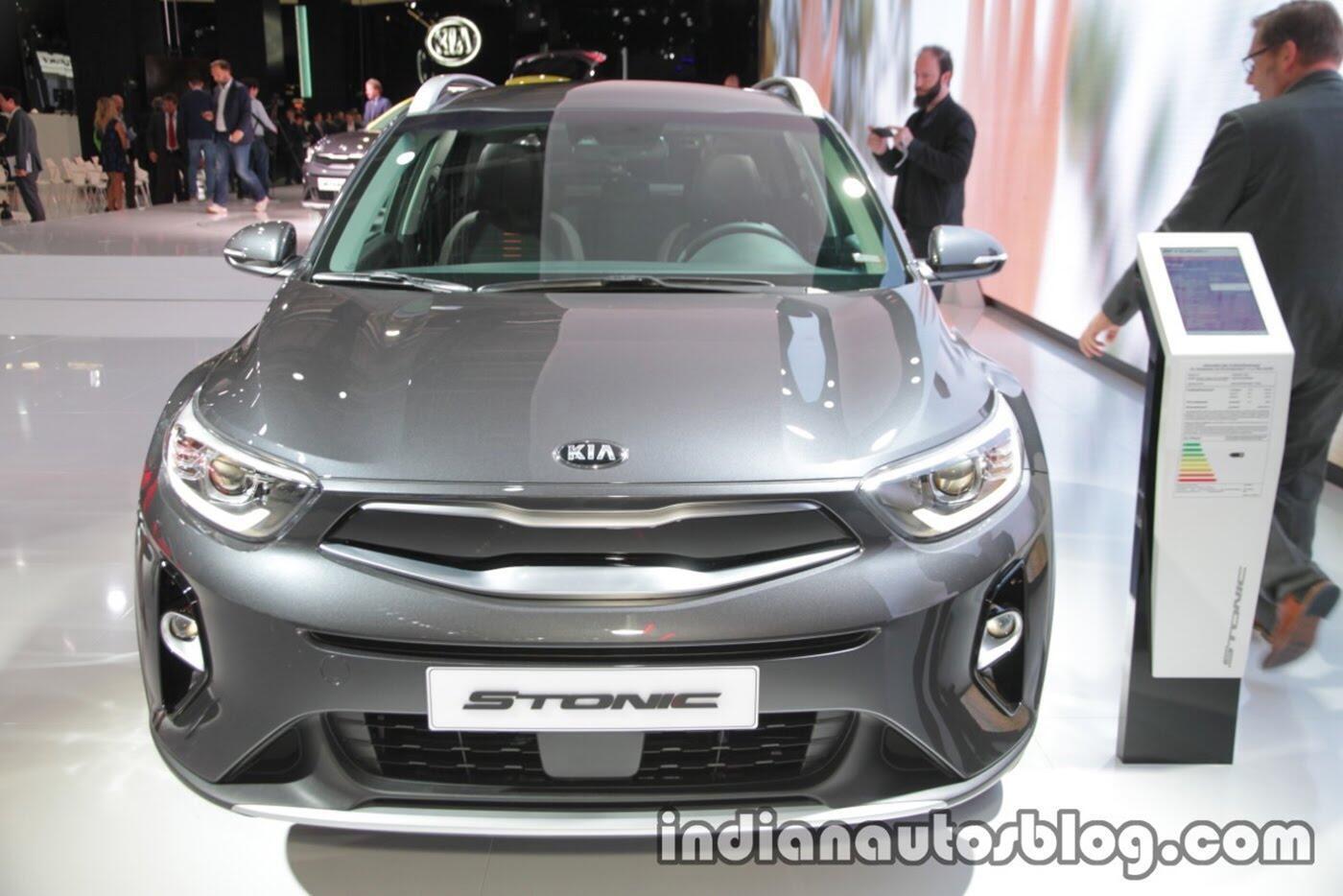 Kia ra mắt một mẫu SUV cỡ nhỏ hoàn toàn mới - Hình 2