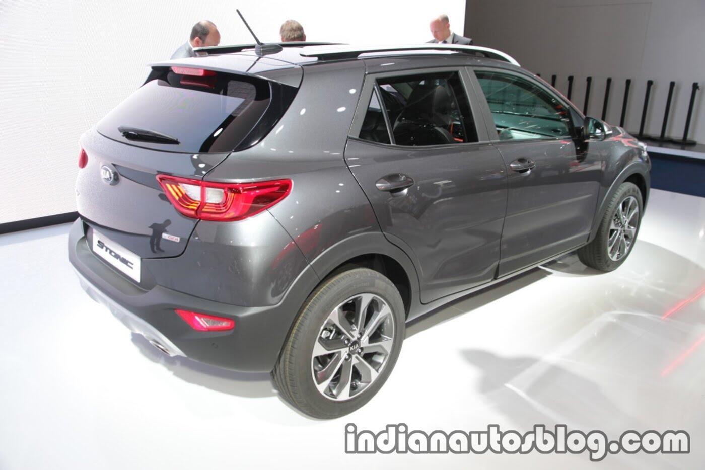 Kia ra mắt một mẫu SUV cỡ nhỏ hoàn toàn mới - Hình 3