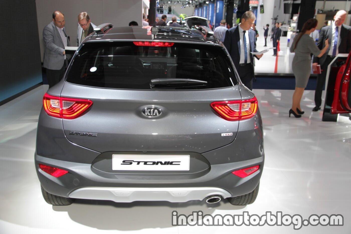 Kia ra mắt một mẫu SUV cỡ nhỏ hoàn toàn mới - Hình 4