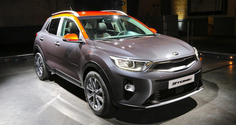 Kia ra mắt SUV cỡ nhỏ Stonic cạnh tranh Hyundai Kona - Hình 1