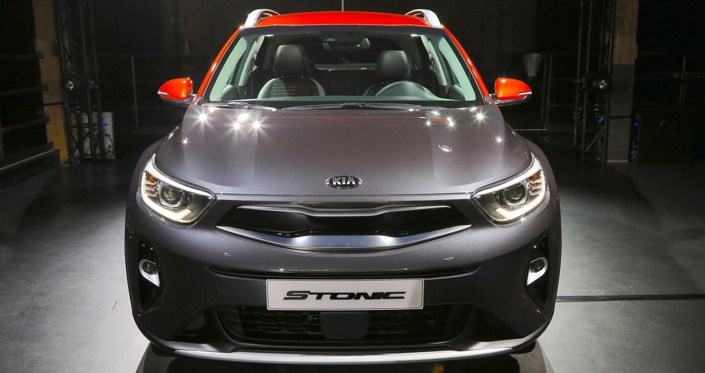 Kia ra mắt SUV cỡ nhỏ Stonic cạnh tranh Hyundai Kona - Hình 2