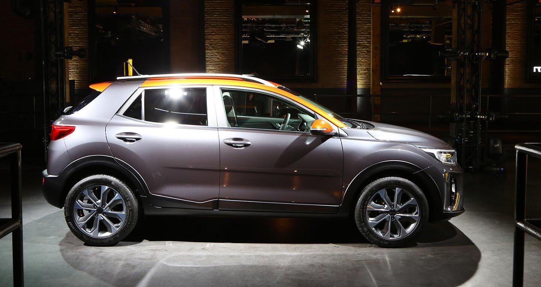 Kia ra mắt SUV cỡ nhỏ Stonic cạnh tranh Hyundai Kona - Hình 3