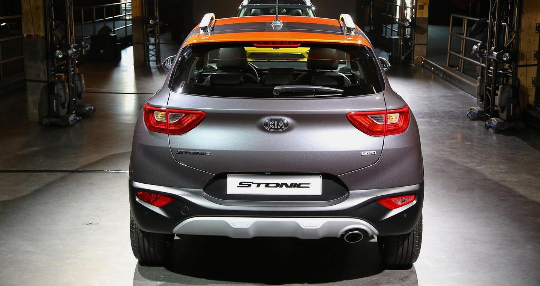 Kia ra mắt SUV cỡ nhỏ Stonic cạnh tranh Hyundai Kona - Hình 4