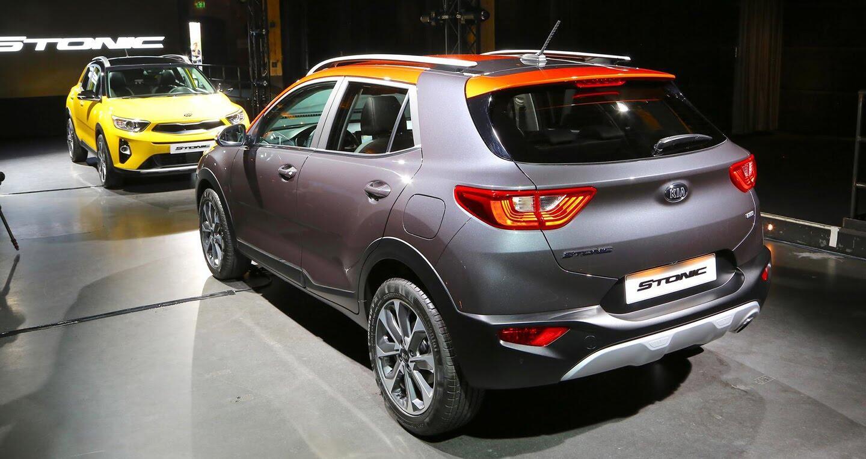 Kia ra mắt SUV cỡ nhỏ Stonic cạnh tranh Hyundai Kona - Hình 5