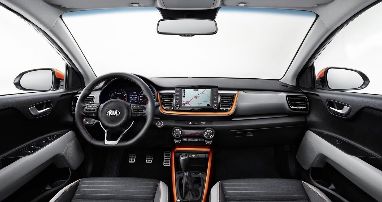Kia ra mắt SUV cỡ nhỏ Stonic cạnh tranh Hyundai Kona - Hình 6