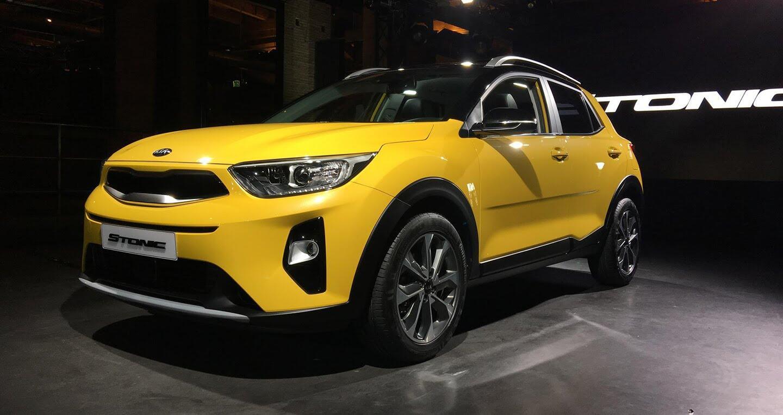 Kia ra mắt SUV cỡ nhỏ Stonic cạnh tranh Hyundai Kona - Hình 12