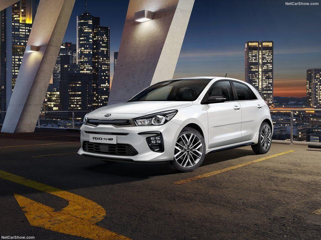 Kia Rio GT-Line sẽ được ra mắt tại triển lãm Geneva 2018 vào tháng 3/2018 - Hình 1