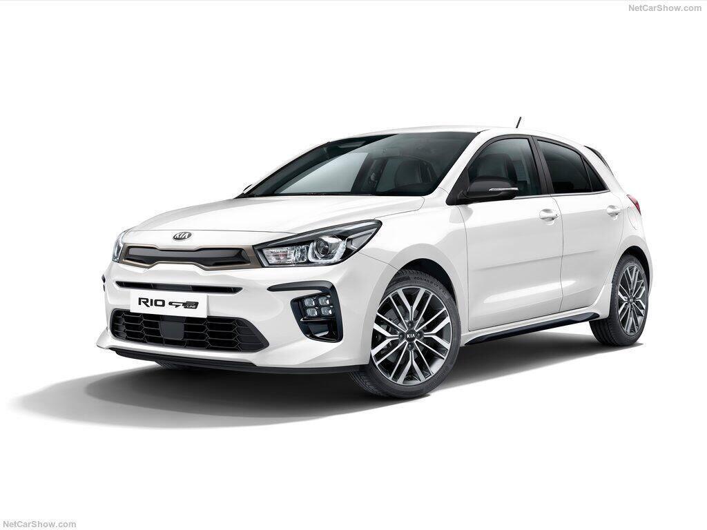 Kia Rio GT-Line sẽ được ra mắt tại triển lãm Geneva 2018 vào tháng 3/2018 - Hình 2