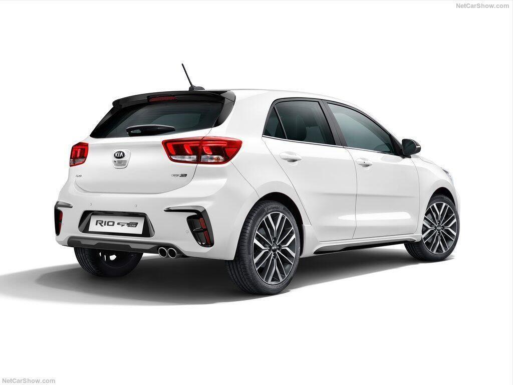 Kia Rio GT-Line sẽ được ra mắt tại triển lãm Geneva 2018 vào tháng 3/2018 - Hình 4