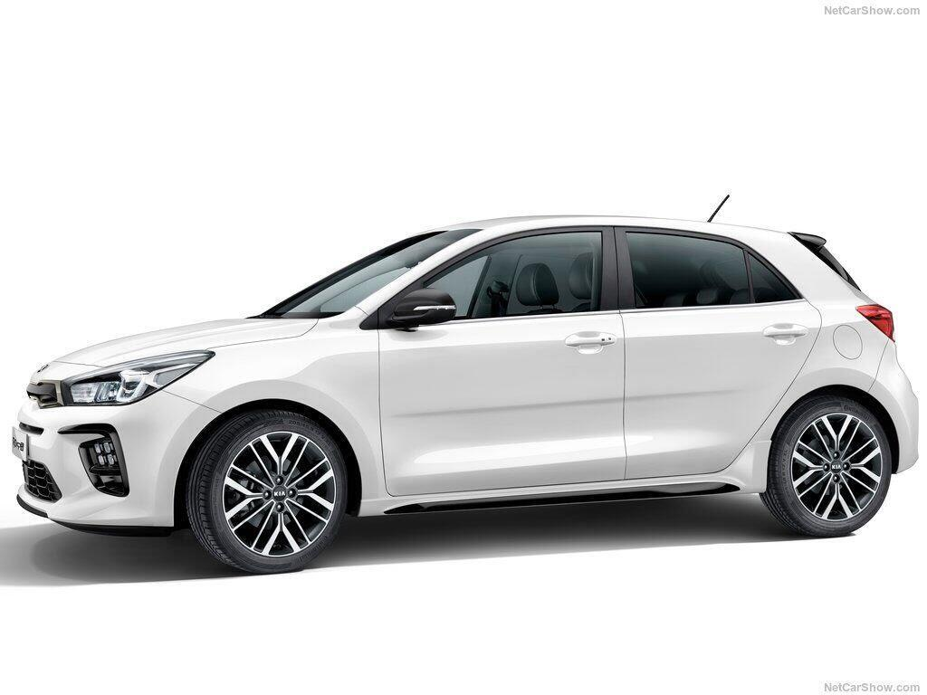 Kia Rio GT-Line sẽ được ra mắt tại triển lãm Geneva 2018 vào tháng 3/2018 - Hình 5