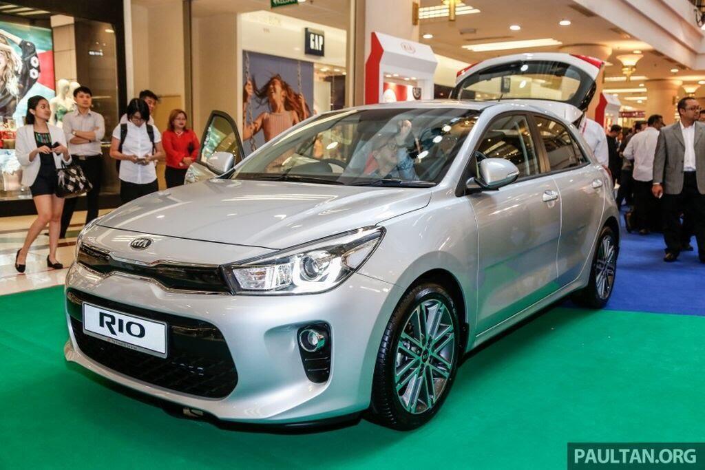 Kia Rio Hatchback 2017 ra mắt thị trường Malaysia với giá từ 424 triệu VNĐ - Hình 4