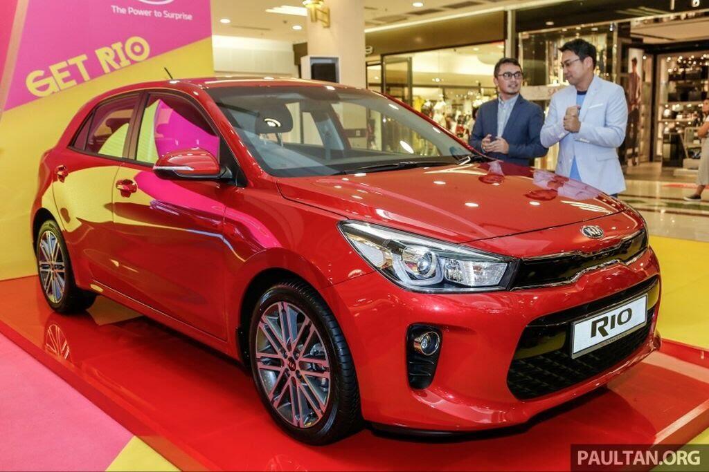 Kia Rio Hatchback 2017 ra mắt thị trường Malaysia với giá từ 424 triệu VNĐ - Hình 7