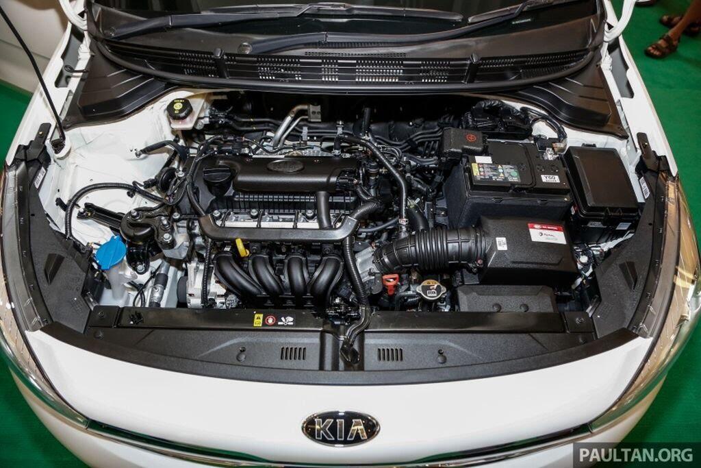 Kia Rio Hatchback 2017 ra mắt thị trường Malaysia với giá từ 424 triệu VNĐ - Hình 8