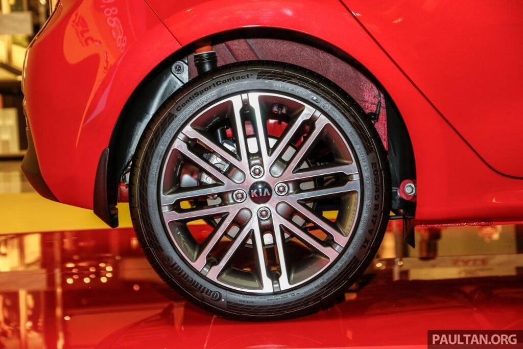 Kia Rio Hatchback 2017 ra mắt thị trường Malaysia với giá từ 424 triệu VNĐ - Hình 9