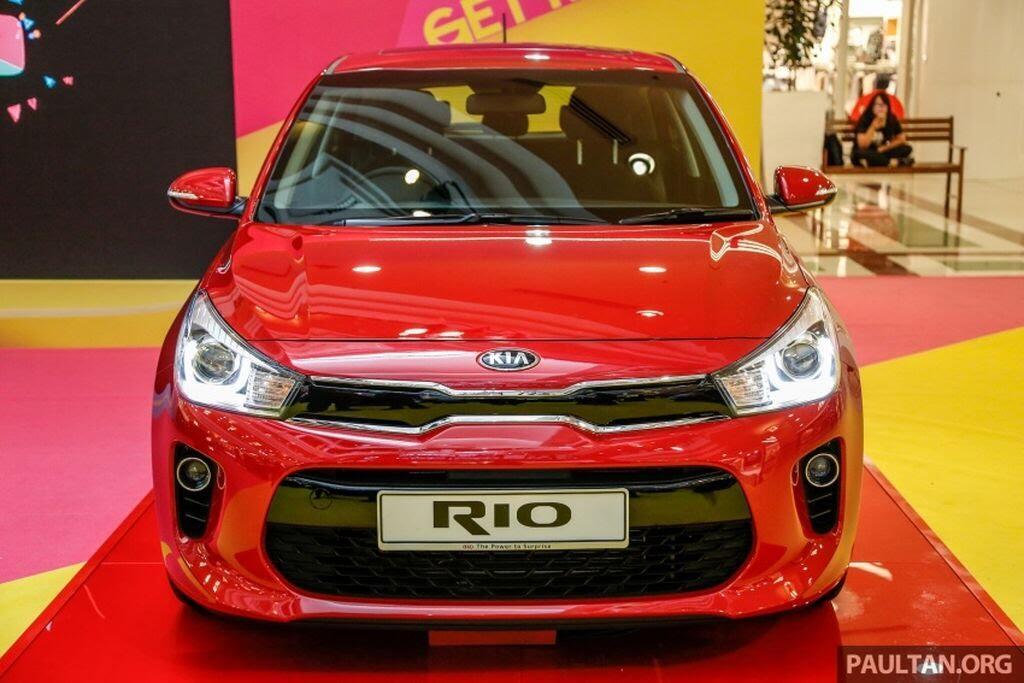 Kia Rio Hatchback 2017 ra mắt thị trường Malaysia với giá từ 424 triệu VNĐ - Hình 11