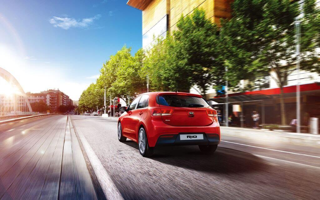 Kia Rio Hatchback 2017 ra mắt thị trường Malaysia với giá từ 424 triệu VNĐ - Hình 20