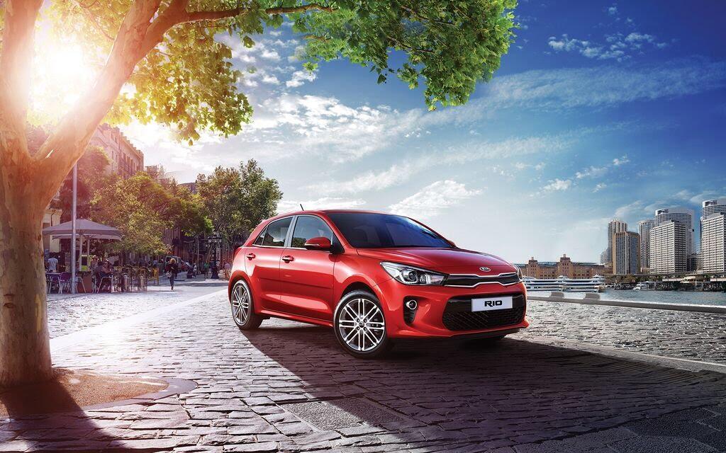 Kia Rio Hatchback 2017 ra mắt thị trường Malaysia với giá từ 424 triệu VNĐ - Hình 22