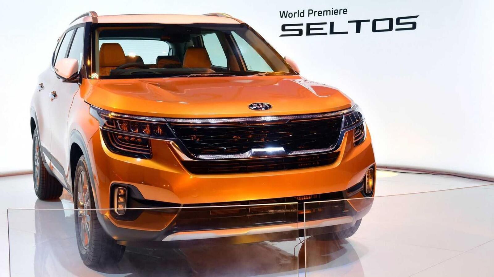 Kia Seltos chính thức ra mắt: Thách thức C-HR, HR-V hay EcoSport - Hình 1