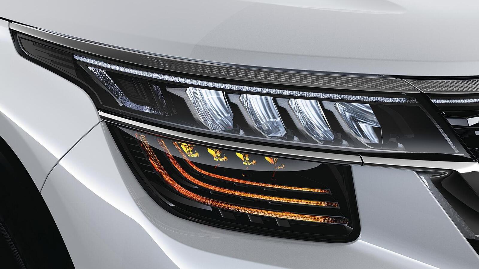Kia Seltos chính thức ra mắt: Thách thức C-HR, HR-V hay EcoSport - Hình 5
