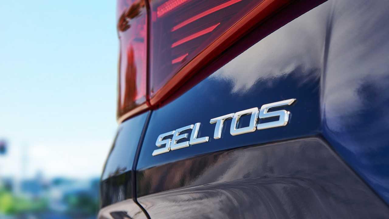 Kia Seltos chuẩn bị ra mắt vào cuối tháng 6 - Hình 1