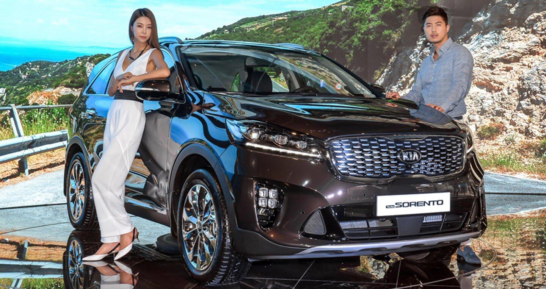 Kia Sorento 2018 chính thức ra mắt tại Hàn Quốc - Hình 1