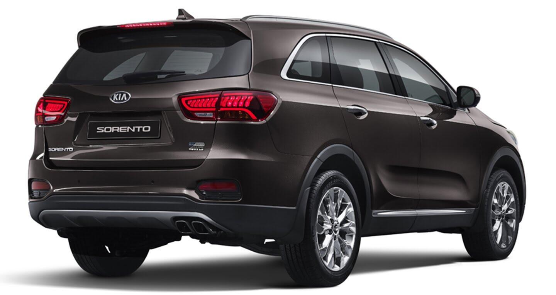 Kia Sorento 2018 chính thức ra mắt tại Hàn Quốc - Hình 2