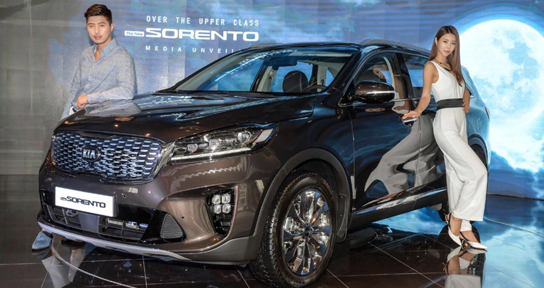 Kia Sorento 2018 chính thức ra mắt tại Hàn Quốc - Hình 3