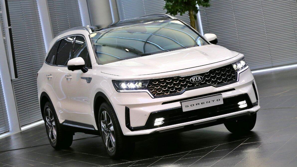 Hình ảnh thực tế KIA Sorento 2021: Khi xe Hàn thiết kế đẹp như xe sang | DailyXe