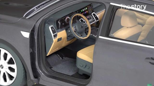 Kia Sorento đời mới in 3D vô cùng thuyết phục - Ảnh 5.