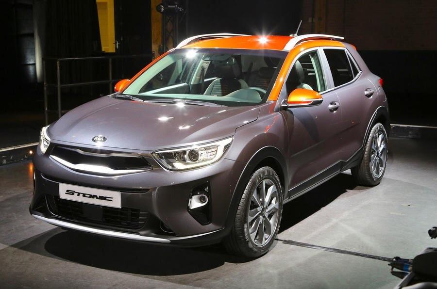 Kia Stonic - đối thủ nặng ký của Ford Ecosport ra mắt - Hình 1