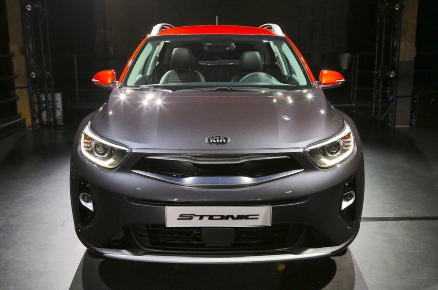 Kia Stonic - đối thủ nặng ký của Ford Ecosport ra mắt - Hình 2