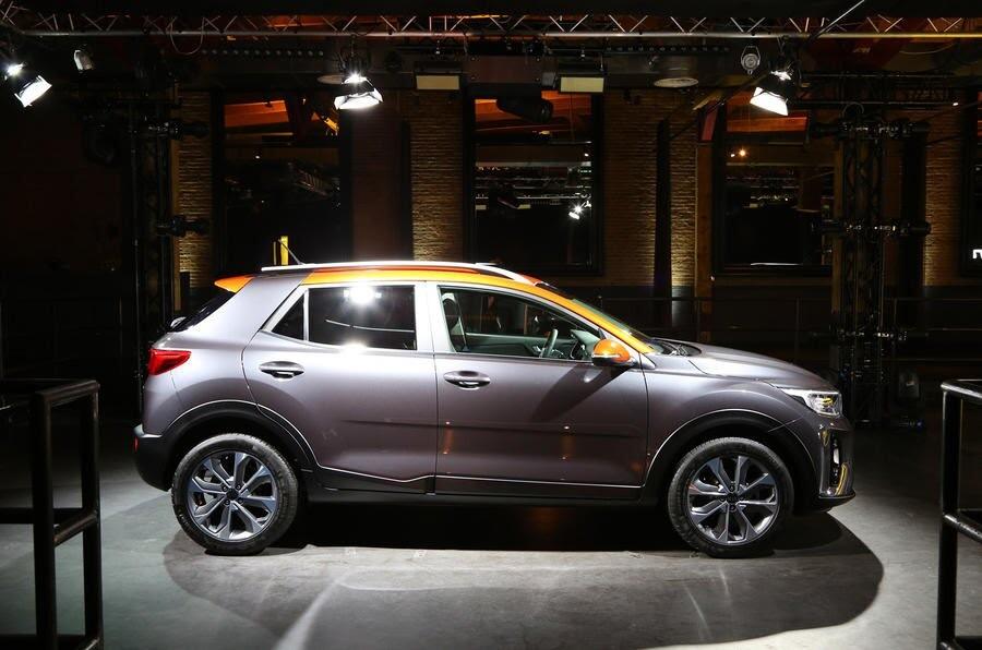 Kia Stonic - đối thủ nặng ký của Ford Ecosport ra mắt - Hình 3