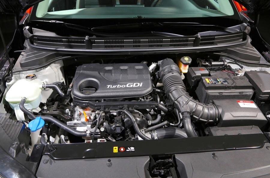 Kia Stonic - đối thủ nặng ký của Ford Ecosport ra mắt - Hình 4