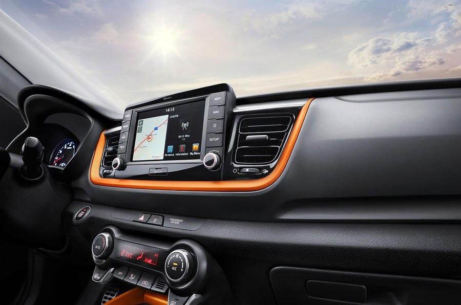 Kia Stonic - đối thủ nặng ký của Ford Ecosport ra mắt - Hình 5