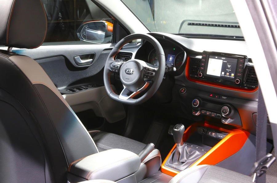 Kia Stonic - đối thủ nặng ký của Ford Ecosport ra mắt - Hình 6