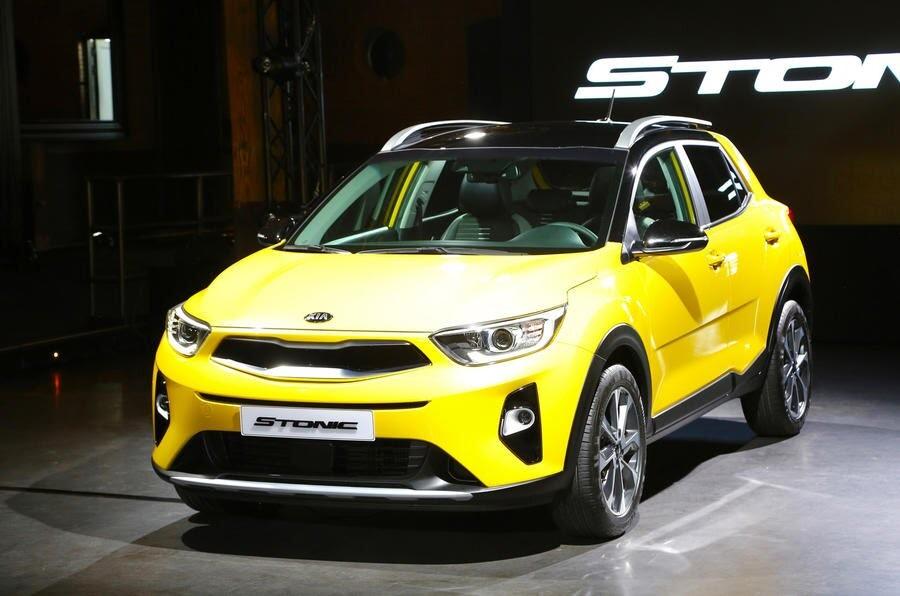 Kia Stonic - đối thủ nặng ký của Ford Ecosport ra mắt - Hình 7