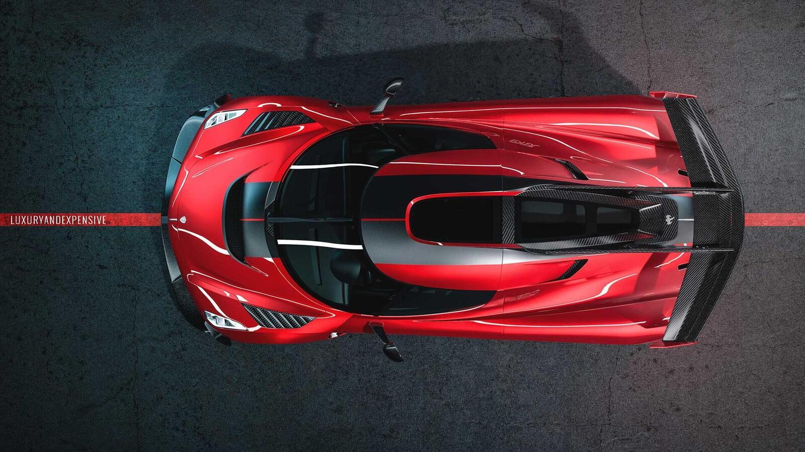 """Koenigsegg Jesko phiên bản """"Red Cherry Edition"""": Siêu phẩm mạnh 1.600 mã lực - Hình 1"""