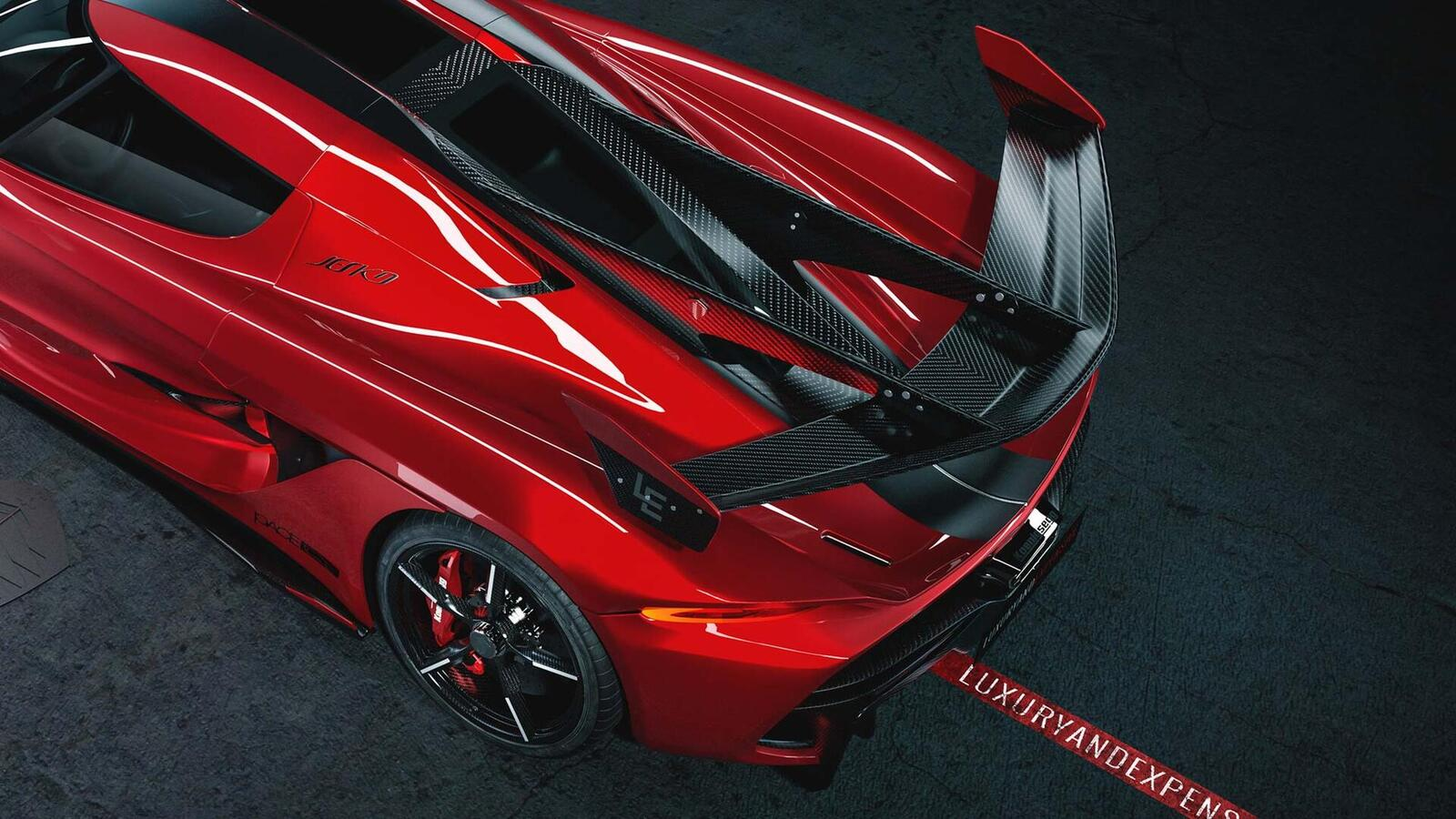 """Koenigsegg Jesko phiên bản """"Red Cherry Edition"""": Siêu phẩm mạnh 1.600 mã lực - Hình 10"""