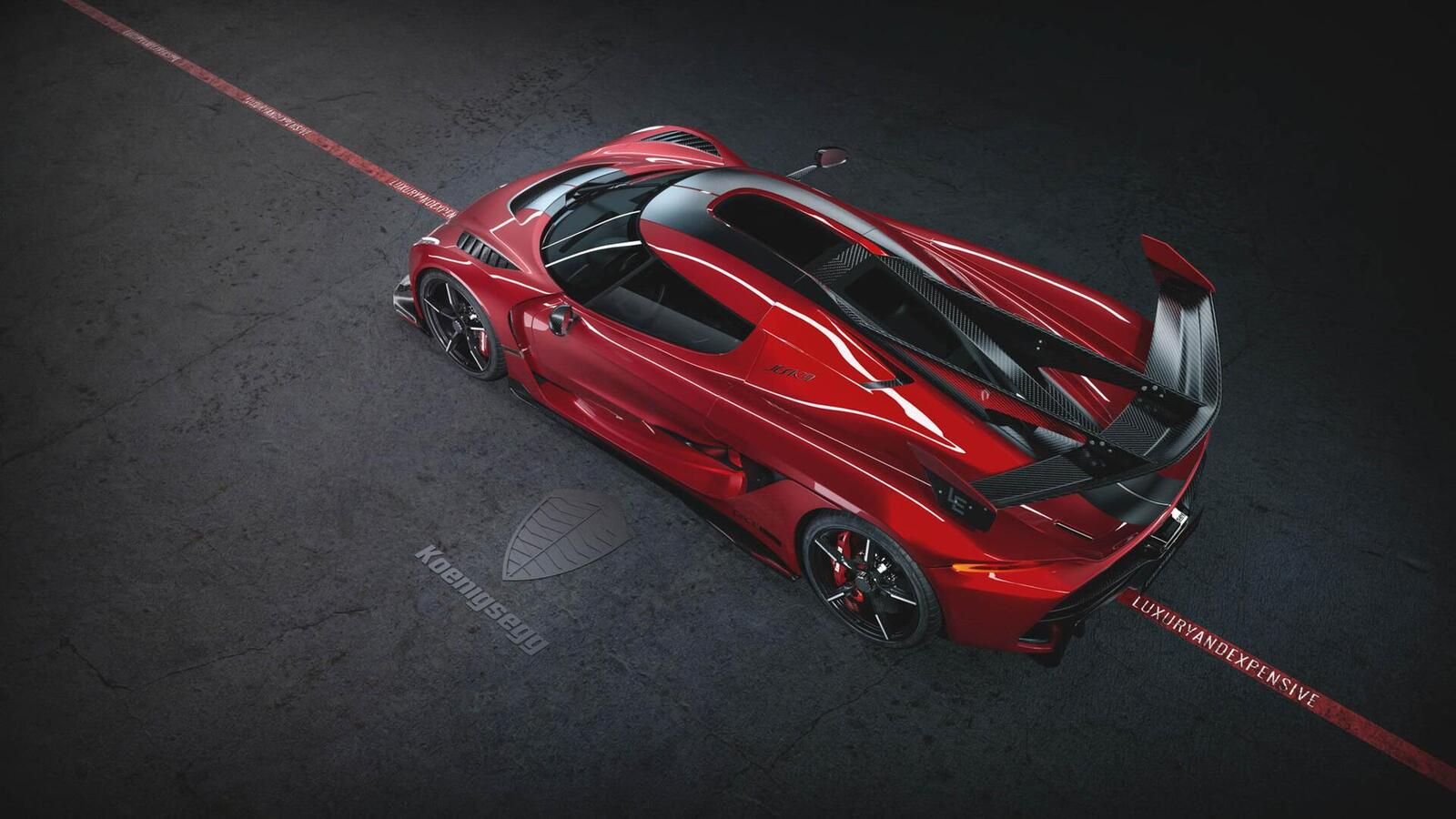 """Koenigsegg Jesko phiên bản """"Red Cherry Edition"""": Siêu phẩm mạnh 1.600 mã lực - Hình 2"""