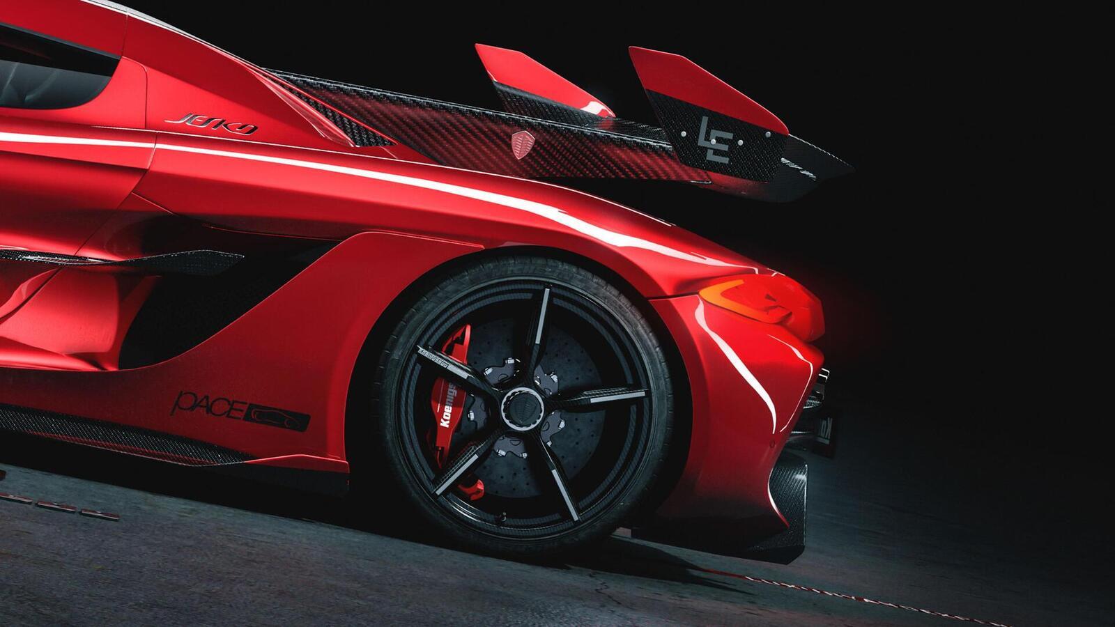 """Koenigsegg Jesko phiên bản """"Red Cherry Edition"""": Siêu phẩm mạnh 1.600 mã lực - Hình 3"""