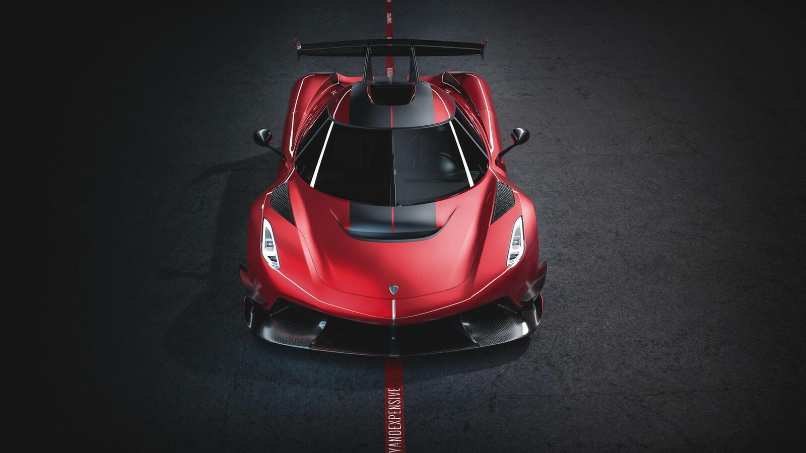 """Koenigsegg Jesko phiên bản """"Red Cherry Edition"""": Siêu phẩm mạnh 1.600 mã lực - Hình 4"""