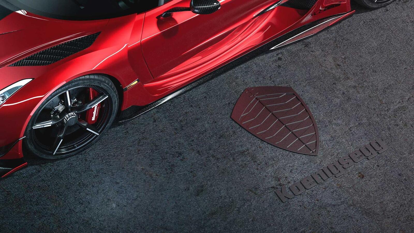 """Koenigsegg Jesko phiên bản """"Red Cherry Edition"""": Siêu phẩm mạnh 1.600 mã lực - Hình 5"""