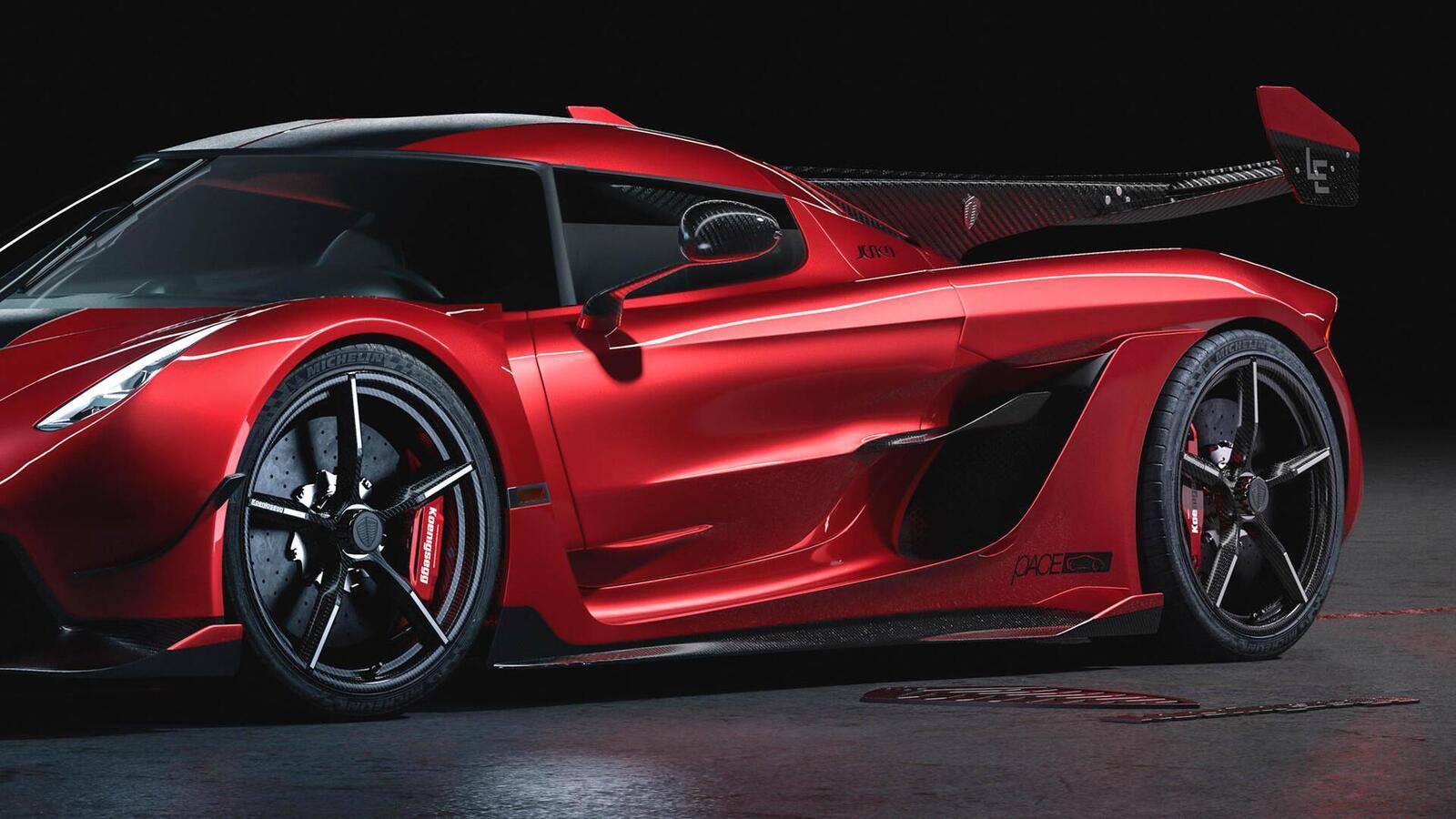 """Koenigsegg Jesko phiên bản """"Red Cherry Edition"""": Siêu phẩm mạnh 1.600 mã lực - Hình 6"""