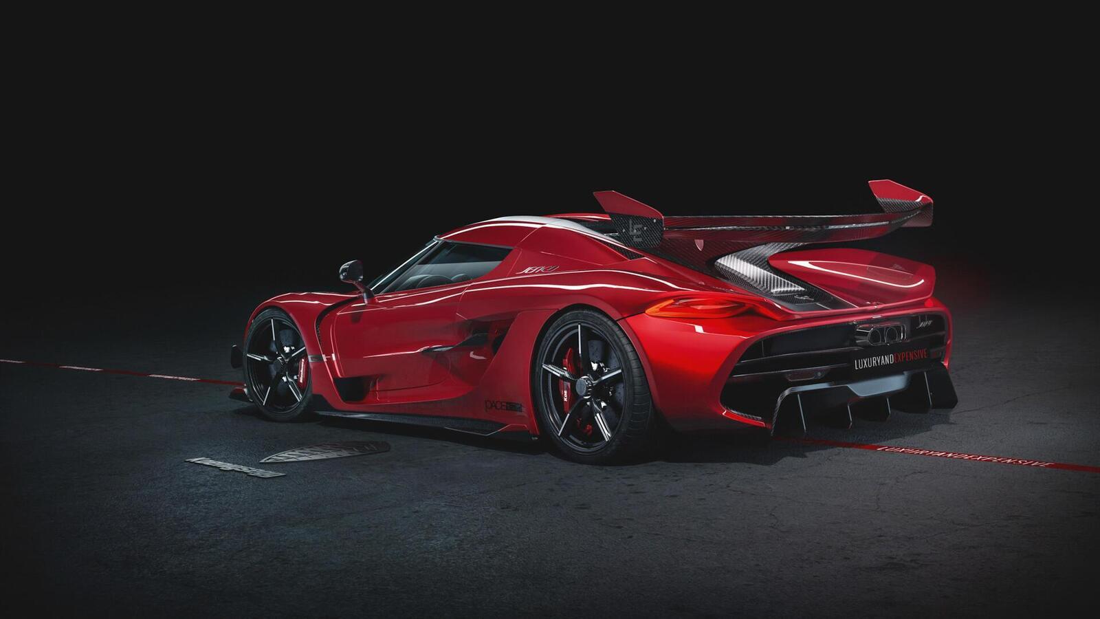 """Koenigsegg Jesko phiên bản """"Red Cherry Edition"""": Siêu phẩm mạnh 1.600 mã lực - Hình 7"""