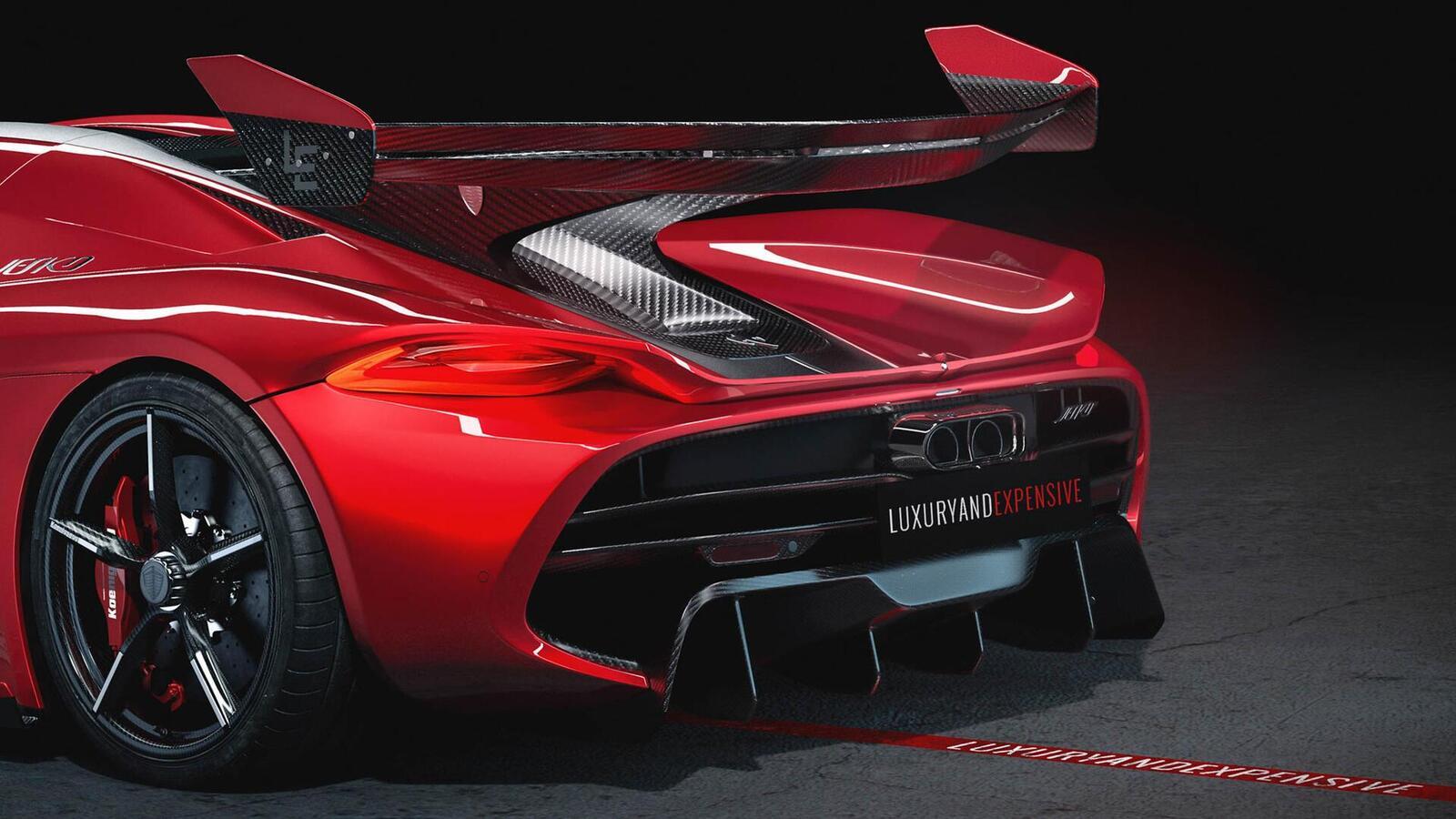 """Koenigsegg Jesko phiên bản """"Red Cherry Edition"""": Siêu phẩm mạnh 1.600 mã lực - Hình 8"""