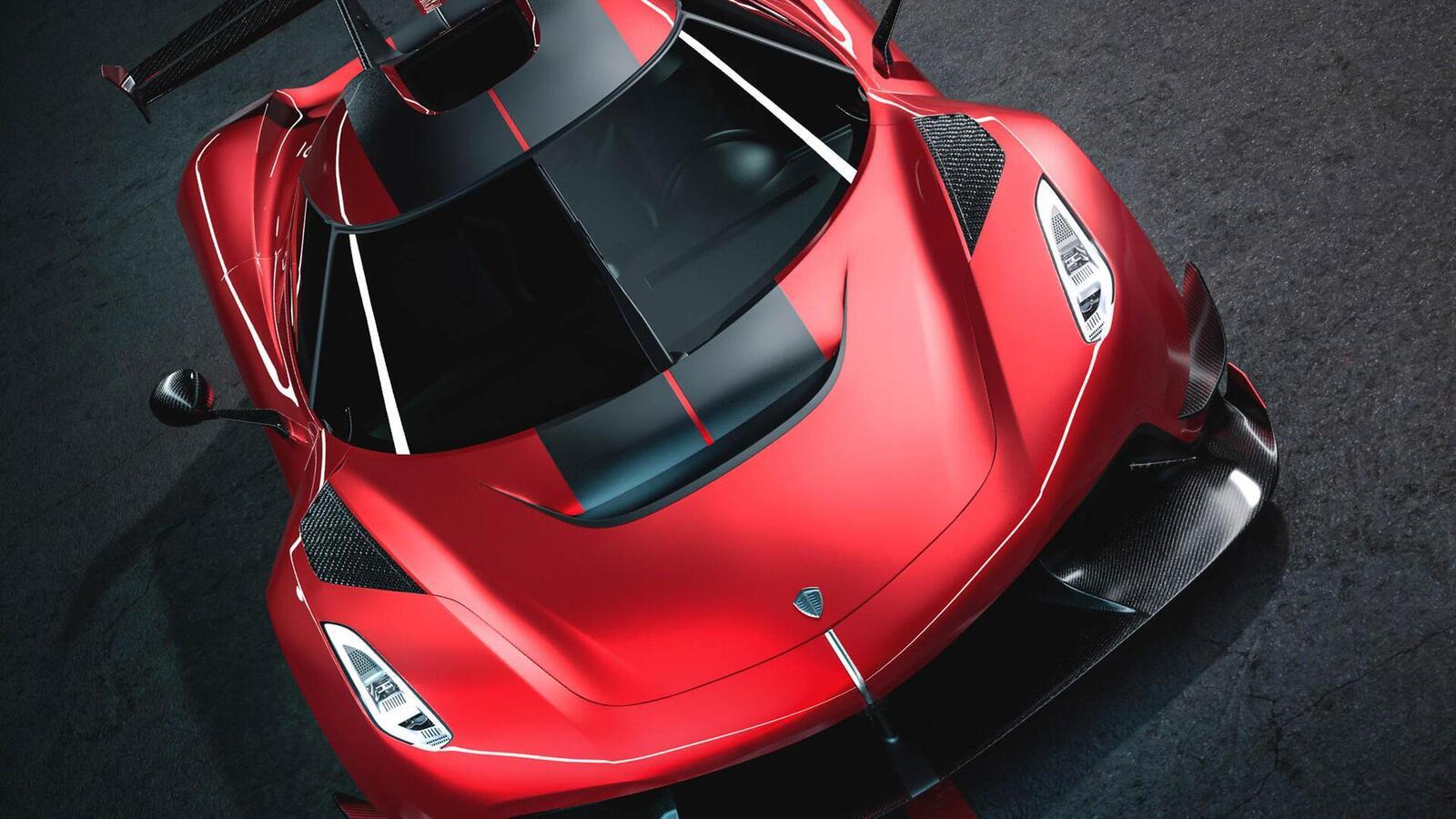 """Koenigsegg Jesko phiên bản """"Red Cherry Edition"""": Siêu phẩm mạnh 1.600 mã lực - Hình 9"""