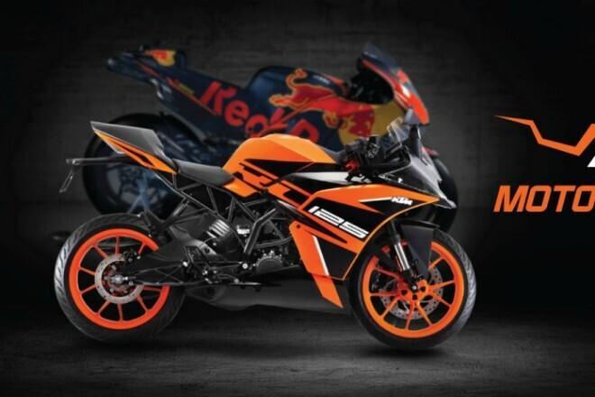 KTM RC125 ABS ra mắt giá 49 triệu đồng hút phái mạnh - Hình 1