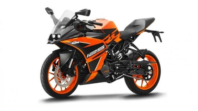 KTM RC125 ABS ra mắt giá 49 triệu đồng hút phái mạnh - Hình 2