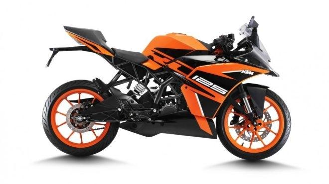 KTM RC125 ABS ra mắt giá 49 triệu đồng hút phái mạnh - Hình 4