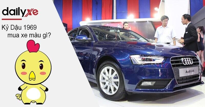 Nam Nữ Kỷ Dậu 1969 mua xe màu gì